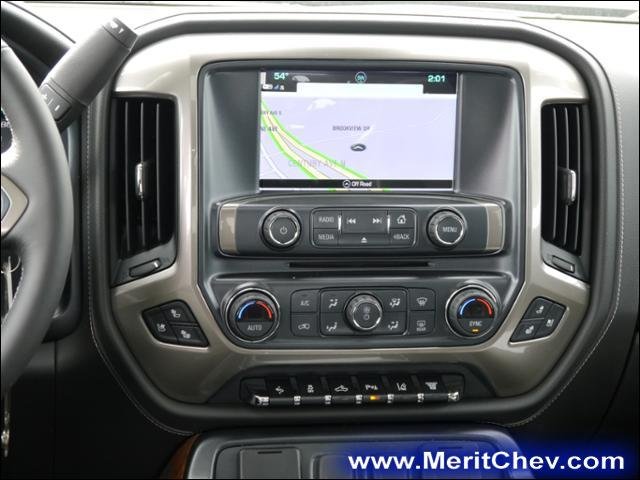 2018 Silverado 2500 Crew Cab 4x4 Pickup #185142 - photo 6