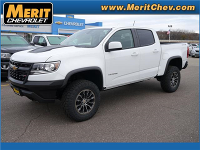 2018 Colorado Crew Cab 4x4, Pickup #185163 - photo 1