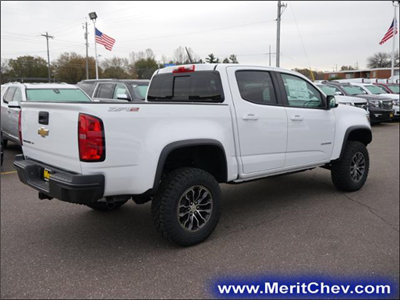 2018 Colorado Crew Cab 4x4, Pickup #185163 - photo 2