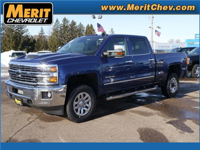 2018 Silverado 3500 Crew Cab 4x4, Pickup #185312 - photo 1