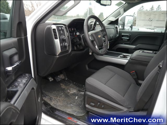 2018 Silverado 2500 Crew Cab 4x4, Pickup #185314 - photo 3