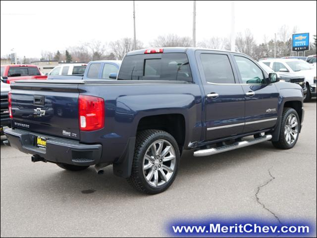 2018 Silverado 1500 Crew Cab 4x4, Pickup #185328 - photo 2