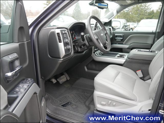 2018 Silverado 1500 Crew Cab 4x4, Pickup #185328 - photo 3