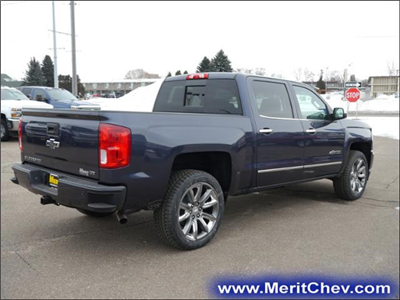 2018 Silverado 1500 Crew Cab 4x4, Pickup #185329 - photo 2