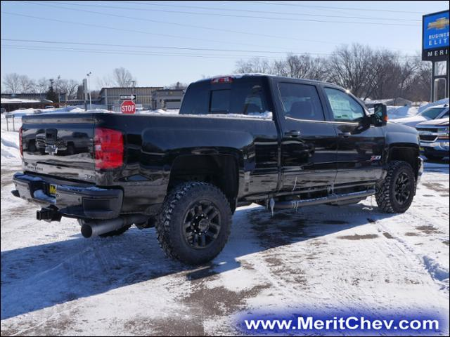 2018 Silverado 2500 Crew Cab 4x4, Pickup #185337 - photo 2