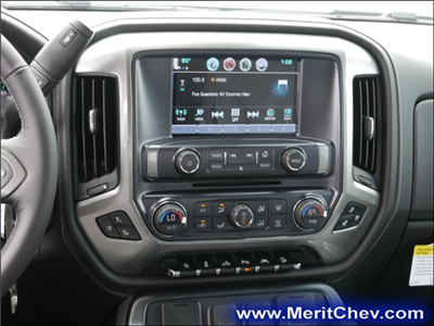 2018 Silverado 1500 Crew Cab 4x4,  Pickup #185343 - photo 7