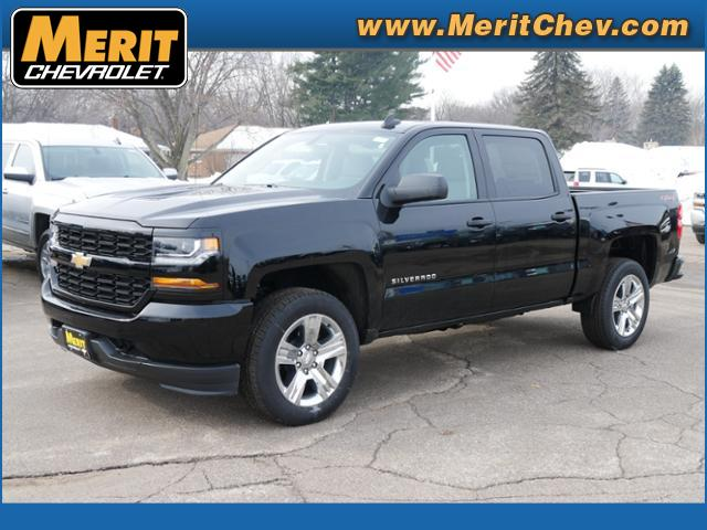 2018 Silverado 1500 Crew Cab 4x4, Pickup #185396 - photo 1