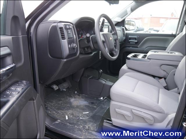 2018 Silverado 1500 Crew Cab 4x4, Pickup #185396 - photo 3
