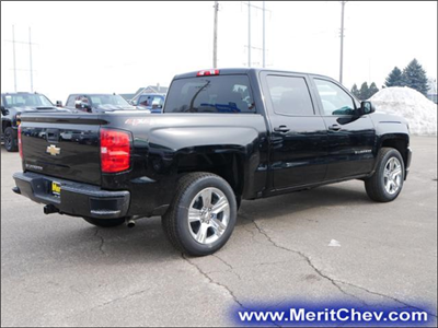2018 Silverado 1500 Crew Cab 4x4, Pickup #185396 - photo 2