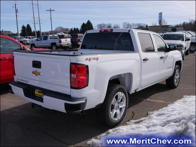2018 Silverado 1500 Crew Cab 4x4, Pickup #185398 - photo 2