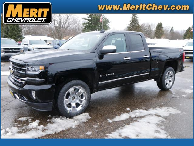 2018 Silverado 1500 Double Cab 4x4, Pickup #185432 - photo 1
