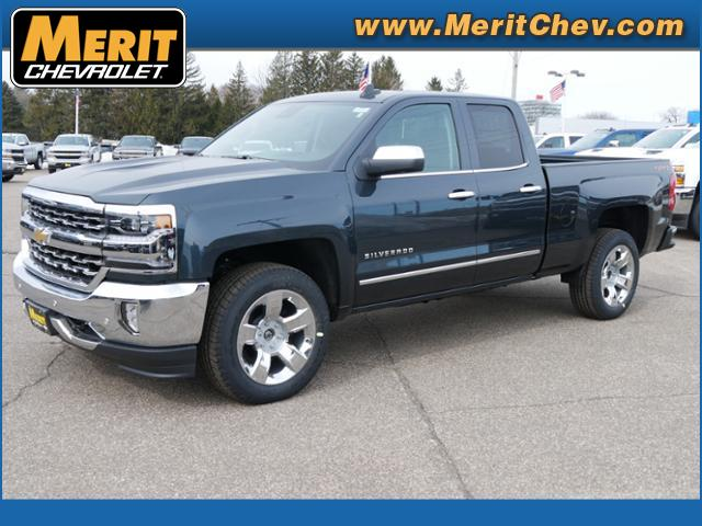 2018 Silverado 1500 Double Cab 4x4, Pickup #185456 - photo 1