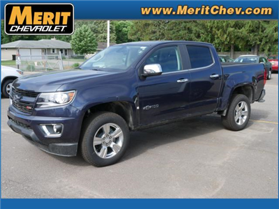 2018 Colorado Crew Cab 4x4,  Pickup #185471 - photo 1