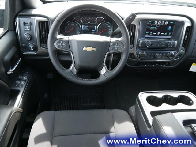 2018 Silverado 1500 Double Cab 4x4,  Pickup #185490 - photo 5