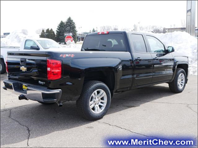 2018 Silverado 1500 Double Cab 4x4,  Pickup #185490 - photo 2