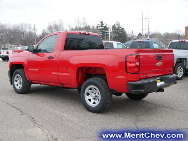 2018 Silverado 1500 Regular Cab 4x2,  Pickup #185494 - photo 2