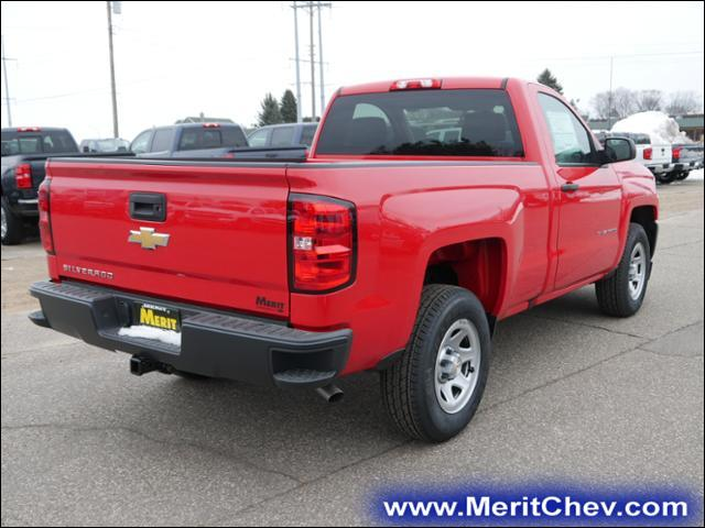 2018 Silverado 1500 Regular Cab 4x2,  Pickup #185494 - photo 3
