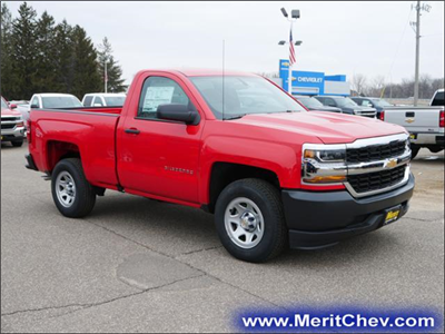 2018 Silverado 1500 Regular Cab 4x2,  Pickup #185494 - photo 4