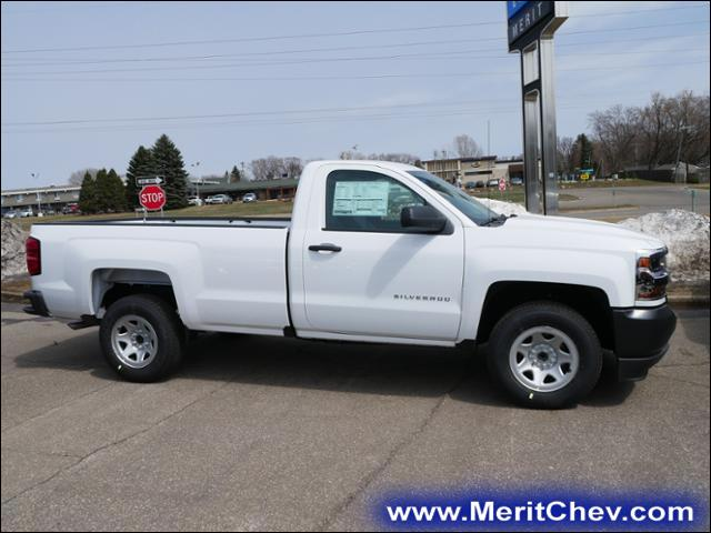 2018 Silverado 1500 Regular Cab, Pickup #185527 - photo 2