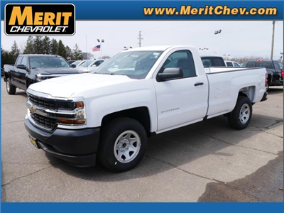 2018 Silverado 1500 Regular Cab, Pickup #185527 - photo 1