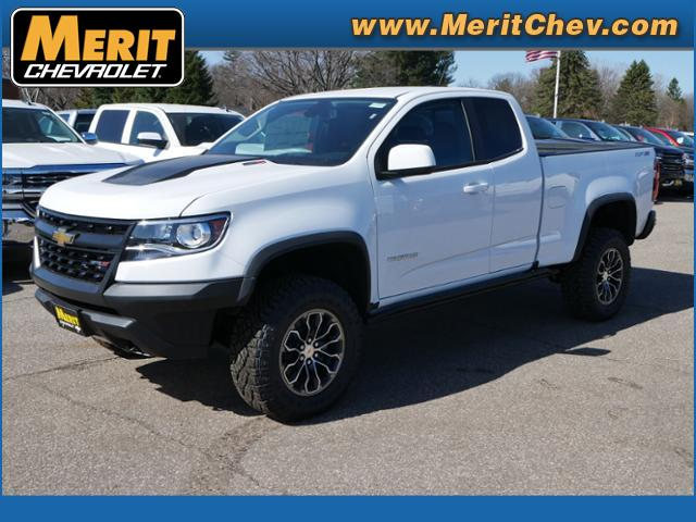 2018 Colorado Extended Cab 4x4,  Pickup #185538 - photo 1