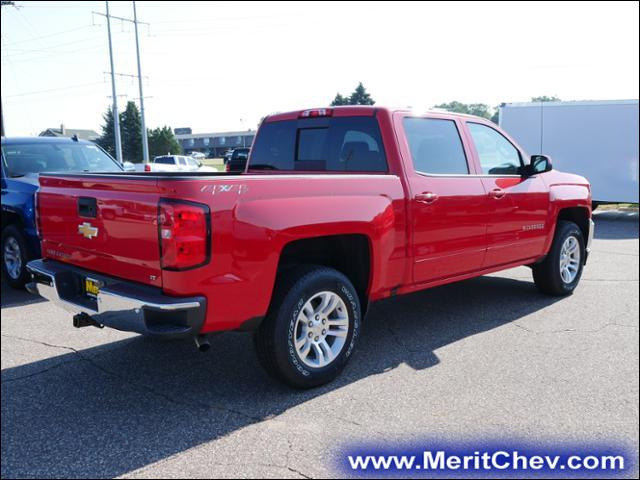2018 Silverado 1500 Crew Cab 4x4,  Pickup #185720 - photo 2