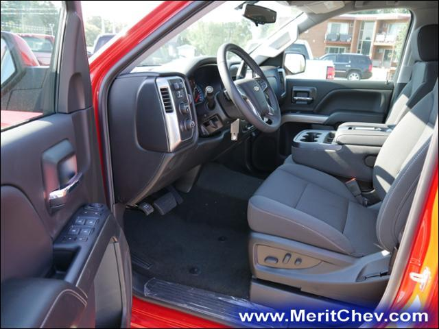 2018 Silverado 1500 Crew Cab 4x4,  Pickup #185720 - photo 3