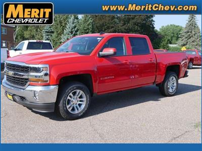2018 Silverado 1500 Crew Cab 4x4,  Pickup #185720 - photo 1