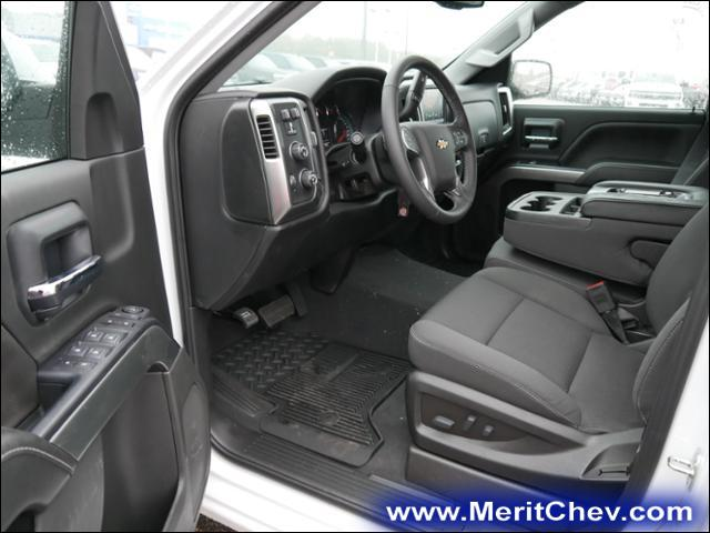 2018 Silverado 1500 Crew Cab 4x4,  Pickup #185763 - photo 3