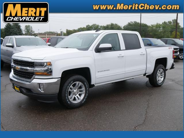 2018 Silverado 1500 Crew Cab 4x4,  Pickup #185764 - photo 1