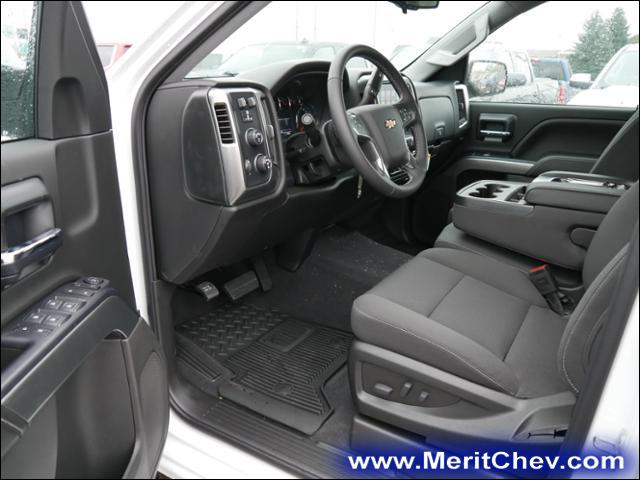 2018 Silverado 1500 Crew Cab 4x4,  Pickup #185764 - photo 3