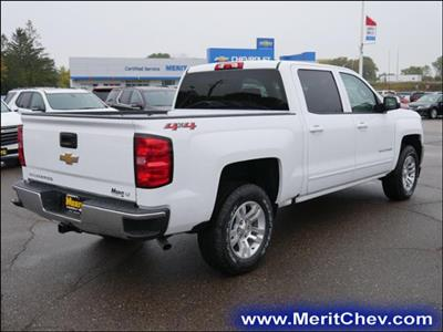 2018 Silverado 1500 Crew Cab 4x4,  Pickup #185764 - photo 2
