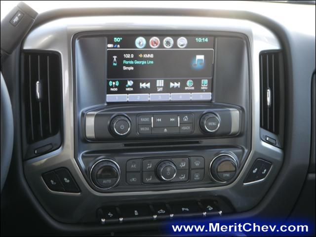 2018 Silverado 1500 Crew Cab 4x4,  Pickup #185775 - photo 6