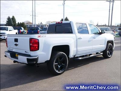 2018 Silverado 1500 Crew Cab 4x4,  Pickup #185775 - photo 2