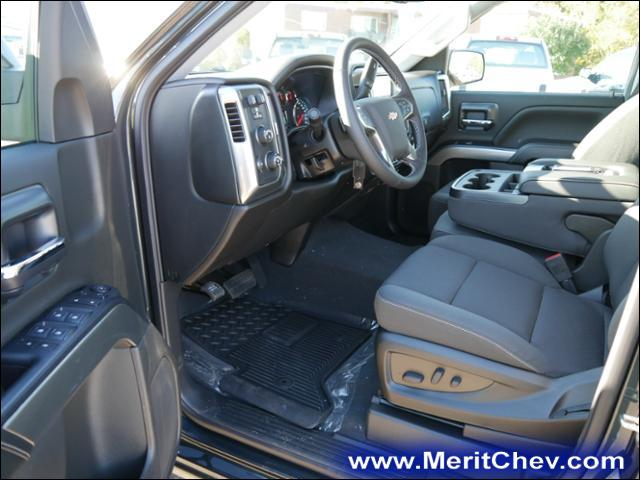 2018 Silverado 1500 Crew Cab 4x4,  Pickup #185815 - photo 3