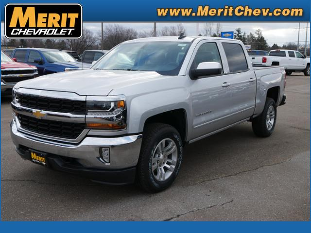 2018 Silverado 1500 Crew Cab 4x4,  Pickup #185852 - photo 1
