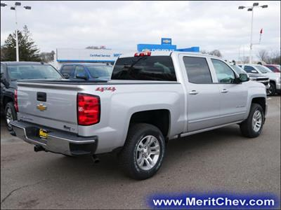 2018 Silverado 1500 Crew Cab 4x4,  Pickup #185852 - photo 2