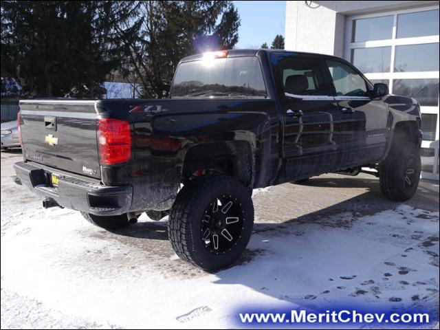 2018 Silverado 1500 Crew Cab 4x4, Pickup #186200 - photo 2