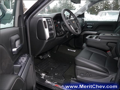 2018 Silverado 1500 Crew Cab 4x4, Pickup #186200 - photo 3