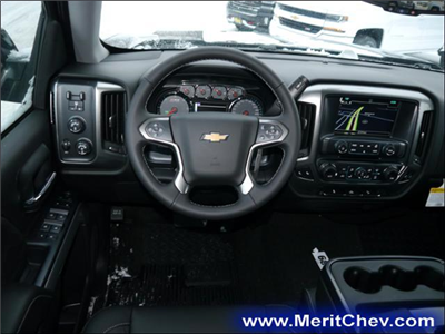 2018 Silverado 1500 Crew Cab 4x4, Pickup #186200 - photo 5