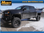 2018 Silverado 1500 Crew Cab 4x4, Pickup #186200 - photo 1
