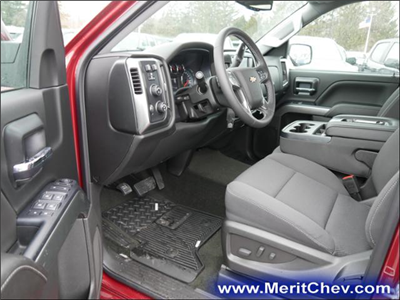 2018 Silverado 1500 Crew Cab 4x4, Pickup #186416 - photo 3