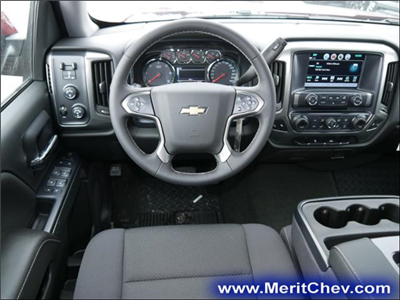2018 Silverado 1500 Crew Cab 4x4, Pickup #186416 - photo 5