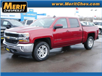 2018 Silverado 1500 Crew Cab 4x4, Pickup #186416 - photo 1