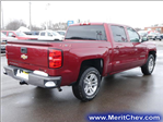 2018 Silverado 1500 Crew Cab 4x4, Pickup #186416 - photo 2