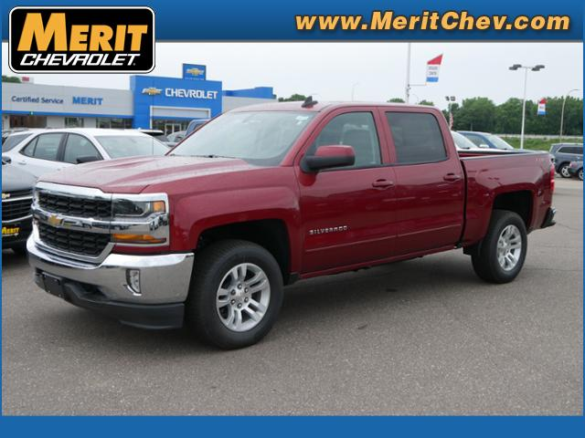 2018 Silverado 1500 Crew Cab 4x4,  Pickup #186448 - photo 1