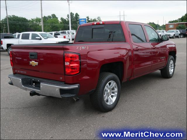 2018 Silverado 1500 Crew Cab 4x4,  Pickup #186448 - photo 2