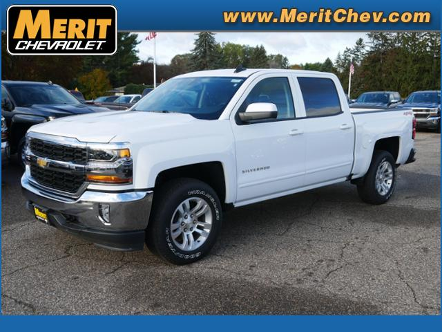2018 Silverado 1500 Crew Cab 4x4,  Pickup #186604 - photo 1