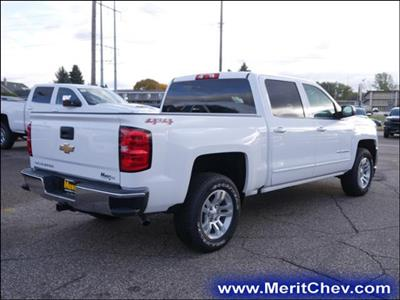 2018 Silverado 1500 Crew Cab 4x4,  Pickup #186604 - photo 2