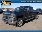 2018 Silverado 2500 Crew Cab 4x4 Pickup #186616 - photo 1